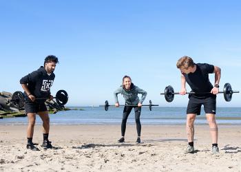 Beach BodyPump