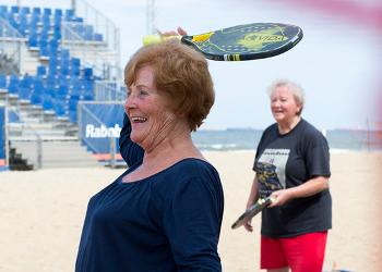 Senioren Beach Fit